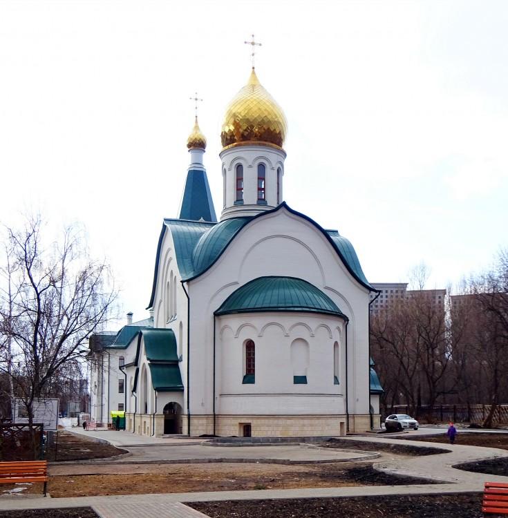 Церковь Димитрия Солунского, Москва