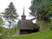 Церковь Рождества Пресвятой Богородицы - Кэлинешть - Марамуреш - Румыния