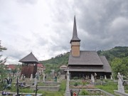 Церковь Михаила и Гавриила архангелов - Розавля - Марамуреш - Румыния