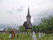 Церковь Успения Пресвятой Богородицы - Иеуд - Марамуреш - Румыния