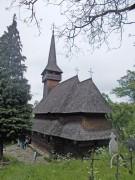 Церковь Параскевы Пятницы - Поениле-Изей - Марамуреш - Румыния