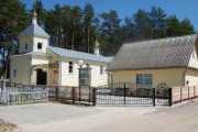 Церковь Илии Пророка - Малые Степанишки - Мостовский район - Беларусь, Гродненская область
