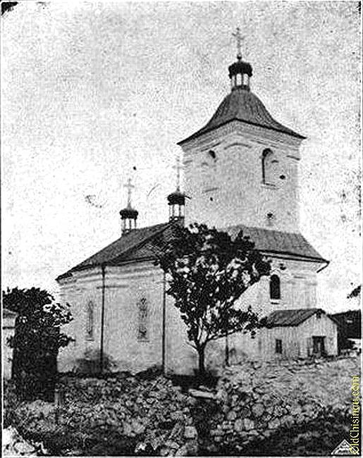 Церковь Гавриила и Михаила Архангелов и Валерия Мелитинского, Кишинёв
