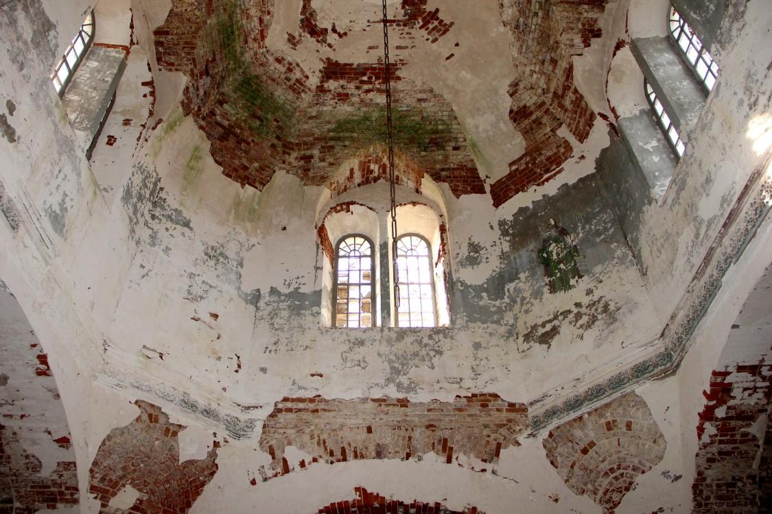 Церковь Петра и Павла, Соболево