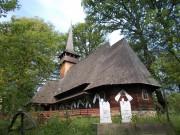 Церковь Рождества Пресвятой Богородицы - Хырнычешть - Марамуреш - Румыния