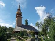 Церковь Рождества Пресвятой Богородицы - Лэския - Марамуреш - Румыния