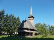 Церковь Николая Чудотворца - Богдан-Водэ - Марамуреш - Румыния