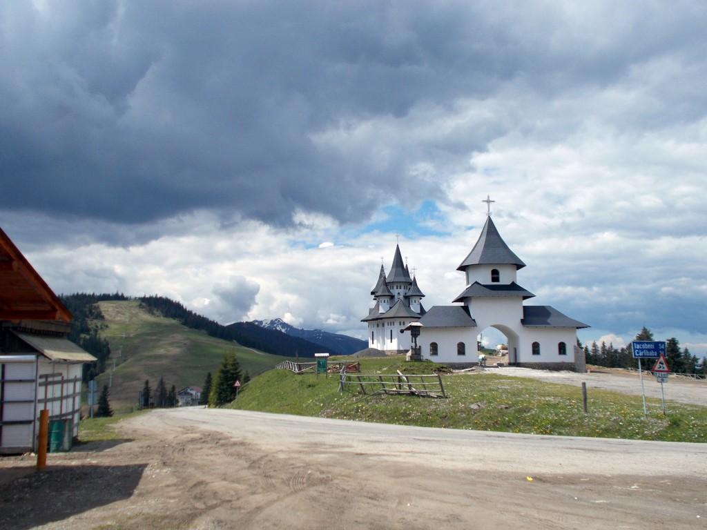 Прислопский Свято-Троицкий монастырь, Борша