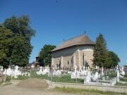 Церковь Воздвижения Креста Господня - Воловэц - Сучава - Румыния