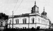 Церковь Благовещения Пресвятой Богородицы при Барнаульском духовном училище - Барнаул - Барнаул, город - Алтайский край