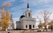 Барнаул. Иоанна Предтечи в Нагорном парке, церковь