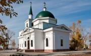 Церковь Иоанна Предтечи в Нагорном парке - Барнаул - г. Барнаул - Алтайский край