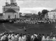 Церковь Воздвижения Креста Господня (старая) - Демянск - Демянский район - Новгородская область