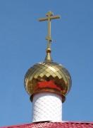 Татарское Бурнашево. Михаила Архангела (новая), церковь