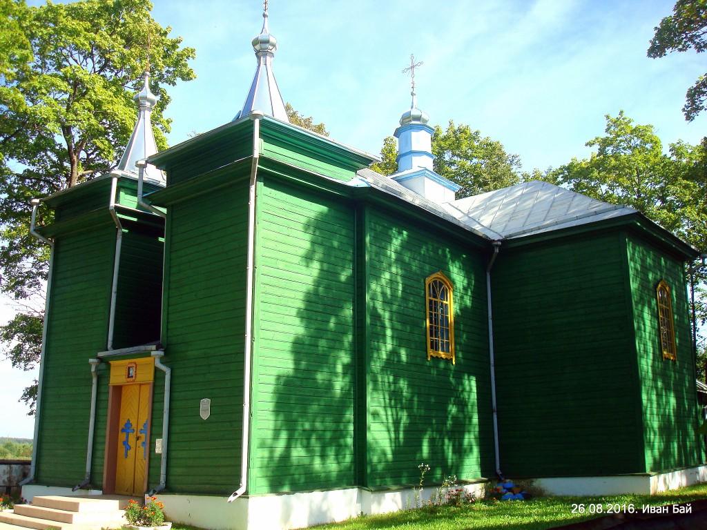 Церковь Успения Пресвятой Богородицы, Ковали