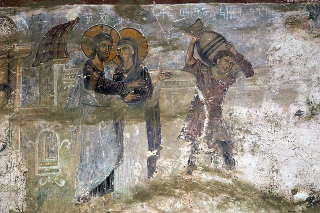 Собор Христа Спасителя, Цаленджиха