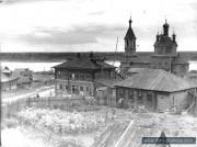 Церковь Троицы Живоначальной (старая) - Бармино - Лысковский район - Нижегородская область