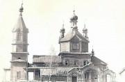 Бармино. Троицы Живоначальной (старая), церковь