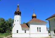Ревякино. Космы и Дамиана (строящаяся), церковь