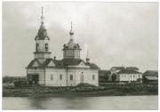 Церковь Богоявления Господня - Важины (Усть-Боярская) - Подпорожский район - Ленинградская область