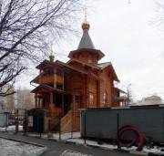 Церковь Андрея Рублёва на Верхней Масловке - Москва - Северный административный округ (САО) - г. Москва