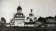 Успенский Кутеинский женский монастырь (старый) - Орша - Оршанский район - Беларусь, Витебская область