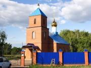 Церковь Казанской иконы Божией Матери - Языково - Борский район - Самарская область