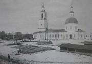 Низево. Троицы Живоначальной, церковь