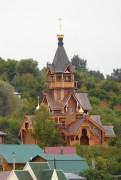 Церковь Троицы Живоначальной - Бармино - Лысковский район - Нижегородская область