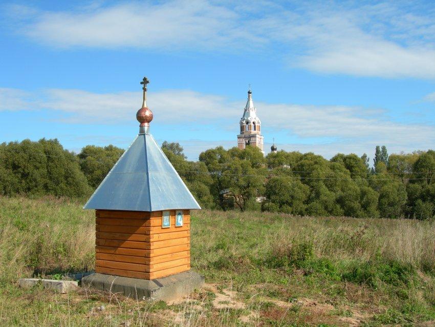Часовня Михаила Архангела, Москва