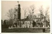 Церковь Троицы Живоначальной (старая) - Барснево - Клепиковский район - Рязанская область