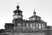 Церковь Казанской иконы Божией Матери - Тивдия - Кондопожский район - Республика Карелия
