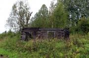 Неизвестная часовня - Кузнецовская (Лондужский погост) - Тарногский район - Вологодская область