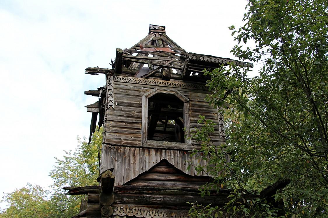 Церковь Рождества Иоанна Предтечи, Шуклино