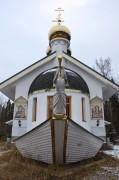 Плёсково. Троицы Живоначальной, церковь