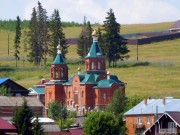 Церковь Воздвижения Креста Господня - Гольяны - Завьяловский район - Республика Удмуртия