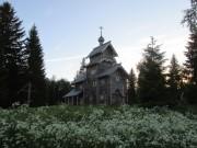 Юрьева гора. Троицы Живоначальной, церковь