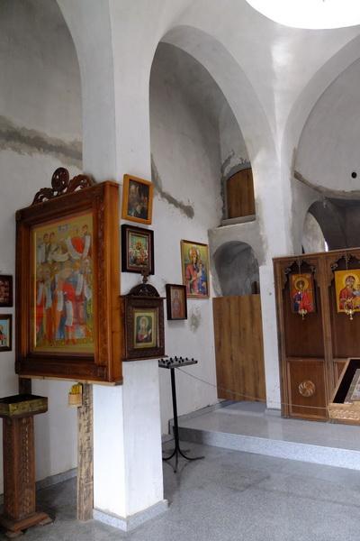 Церковь Иверской иконы Божией Матери, Аджарисцкали