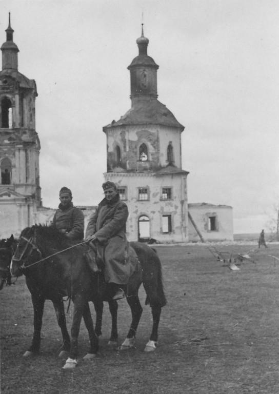 Колокольня церкви Казанской иконы Божией Матери, Каменец