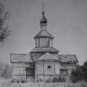 Церковь Иоанна Богослова - Дубровка - Суражский район - Брянская область