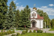 Узловая. Георгия Победоносца, церковь