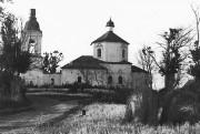 Церковь Троицы Живоначальной - Плай, погост - Новосокольнический район - Псковская область