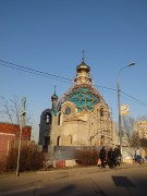 Церковь Новомученников и исповедников Церкви Русской - Москва - Восточный административный округ (ВАО) - г. Москва