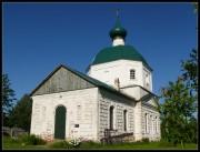 Церковь Спаса Преображения - Большие Дорки - Палехский район - Ивановская область