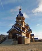 Шабровский. Казанской иконы Божией Матери, церковь