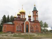 Церковь Димитрия Солунского (новая) - Лысые Горы (Старая Бахметьевка) - Лысогорский район - Саратовская область