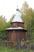 Неизвестная часовня - Атяшево - Атяшевский район - Республика Мордовия