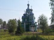 Церковь Серафима Саровского - Ракпас - Княжпогостский район - Республика Коми