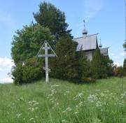 Церковь Спаса Нерукотворного Образа - Варишпельда - Пудожский район - Республика Карелия