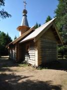 Ильинская Водлозерская пустынь. Неизвестная церковь - Ильинский Погост - Пудожский район - Республика Карелия